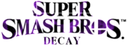 Super Smash Bros Decay Logo
