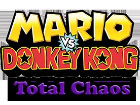 Mario vs Donkey Kong: Total Chaos
