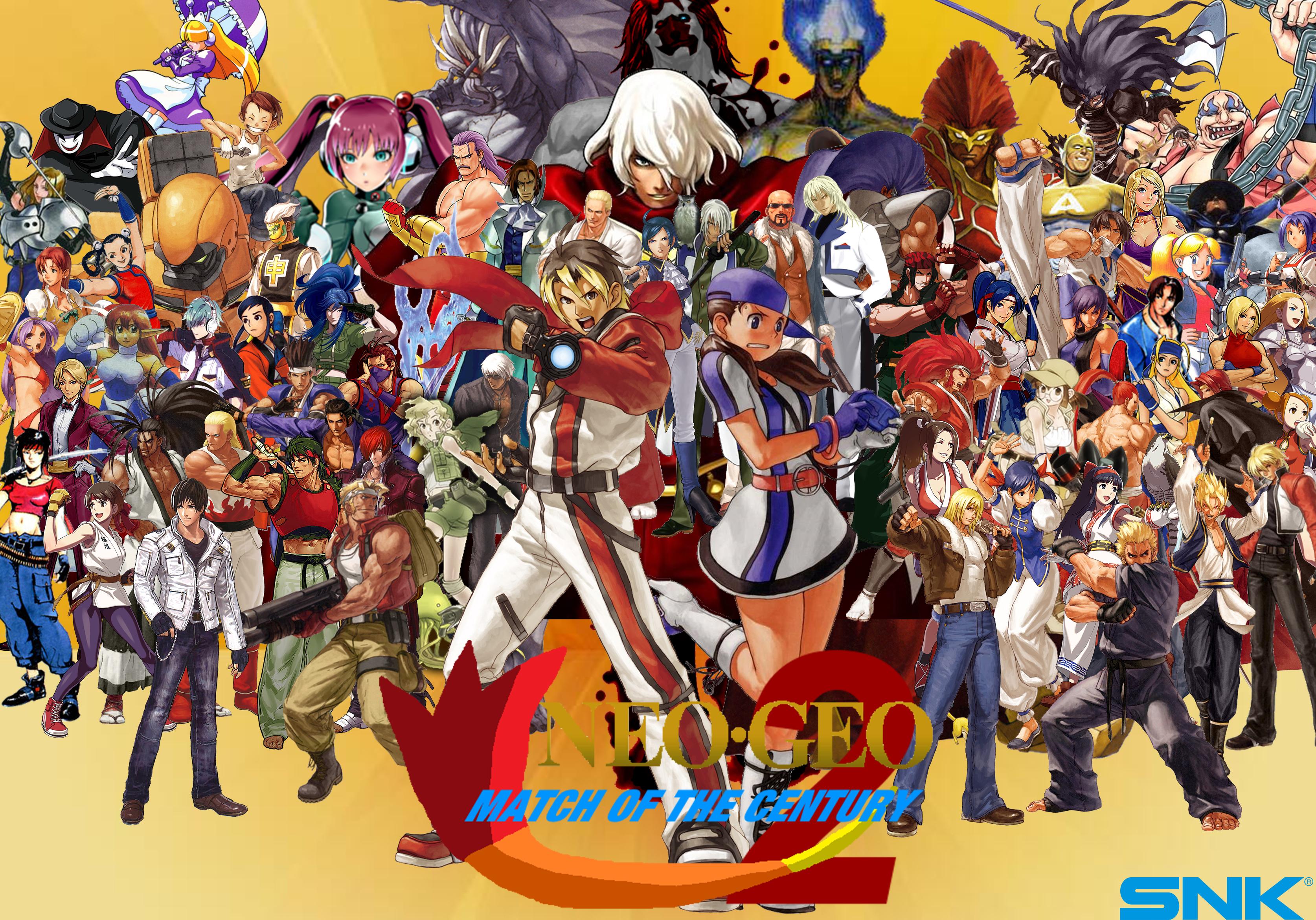 Neo Geo 2: Match of the Century