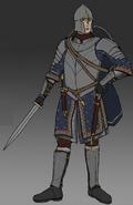 Regular Akinian Swordsman