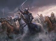 Senju Guard Cavalry