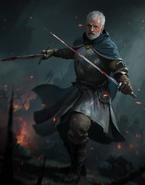 Old Sworn Sword