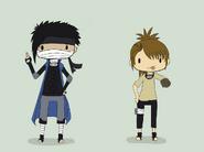Soru and Kuni - Fieryfly