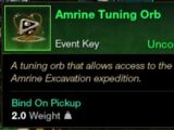 Amrine Tuning Orb