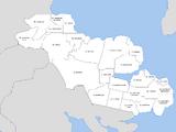 Provinces of Granida