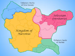 Navonian Kingdom during the Civil War.png