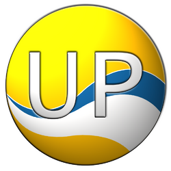 The Unity Party logo