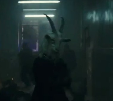 Devil Goat