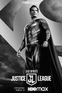 ZSJL Superman Poster
