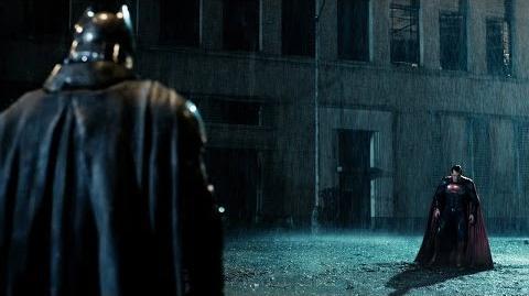Batman v Superman Dawn of Justice - TV Spot 9 HD