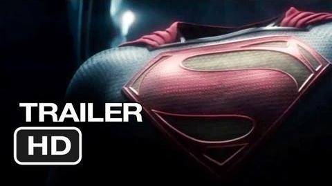 Man of Steel Official Trailer (2013) - Superman Movie HD
