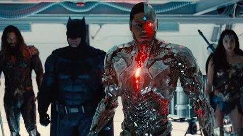 Justice League - New Trailer Sunday