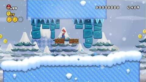 Newer_Super_Mario_Bros_Wii_World_5-1_Snowfield_Tundra_Star_Coins