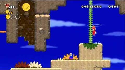 Newer_Super_Mario_Bros_Wii_World_7-3_Beanstalk_Ascent