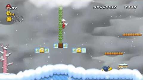 Newer_Super_Mario_Bros_Wii_World_5-4_Frostbite_Ridge_Star_Coins