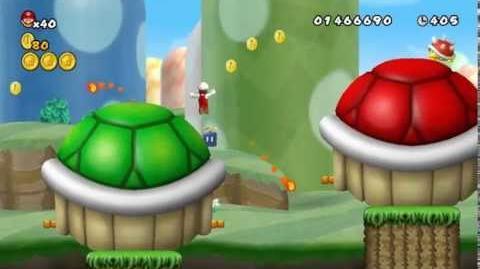 Newer_Super_Mario_Bros_Wii_Mini_Mega_Island_B-3_Troopashell_Track_Star_Coins