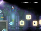 World 5-Ghost House (Another Super Mario Bros. Wii)