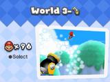 World 3-Cannon (Newer Super Mario Bros. DS)
