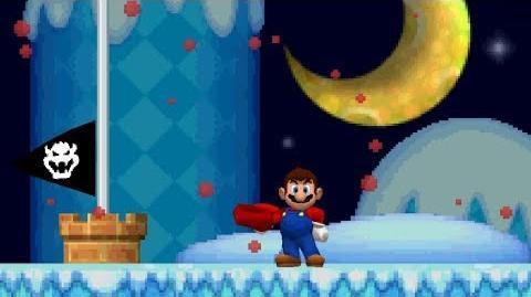 Newer_Super_Mario_Bros._DS_-_Moonview_Glacier_(Complete_World_5)