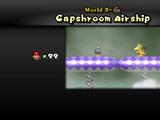 Capshroom Airship