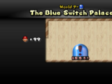 The Blue Switch Palace