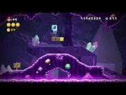 Newer Wii Plus Development -8 - Crystal Caverns