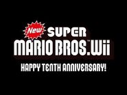 Newer Wii Plus Development -6 - NSMBW's 10th Anniversary!
