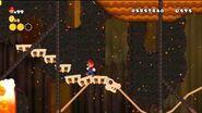 Newer Super Mario Bros Wii World 8-A Dragonride Firesea