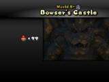 Bowser's Castle (Newer Super Mario Bros. Wii)