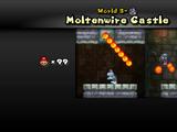 Moltenwire Castle