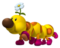 Wiggler, Mario Party DS.png