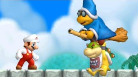 Another Super Mario Bros Wii Walkthrough - Part 4 - World 4