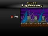 Fog Cemetery