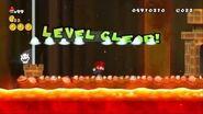 Newer Super Mario Bros Wii World 8-8 Eruption Crater