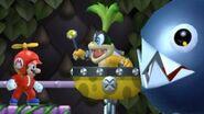 Another Super Mario Bros Wii Walkthrough - Part 5 - World 5