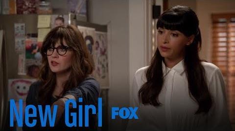 Jess, Cece, & Schmidt Debate Ruth's Future Season 7 Ep
