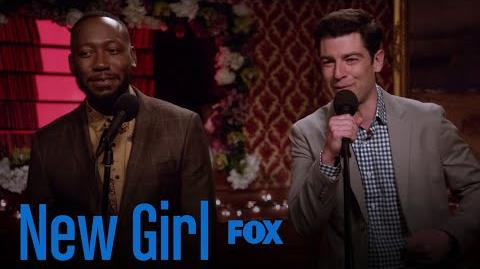 Schmidt & Winston Give A Wedding Roast Season 7 Ep