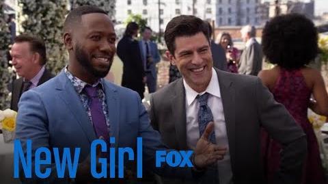 The Guys Mingle With Wedding Guests Season 7 Ep