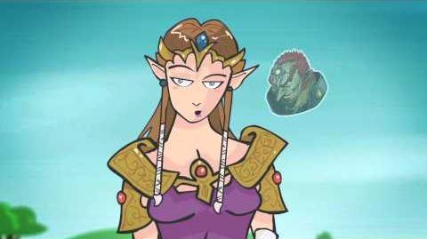 Princess Zelda's PSA - That's So Gay