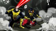 Cyclops, Jean, and Giant-Man