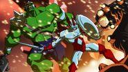 Hulk and Crystar