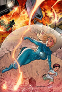 Invisible Woman is a badass