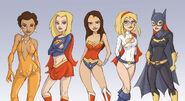 Spider-Man's DC Girls