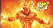 Human Torch (Heroic)