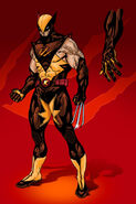 Wolverine alive