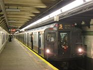 New York City Subway Pullman Standard R7A 1575