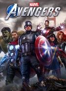 Avengers 2020 cover art