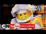 NEXO Knights - Alliance of the Fortrex - Cartoon Network
