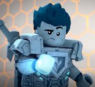 Magic Gray Knight