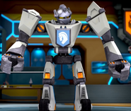 Lance Battle Suit